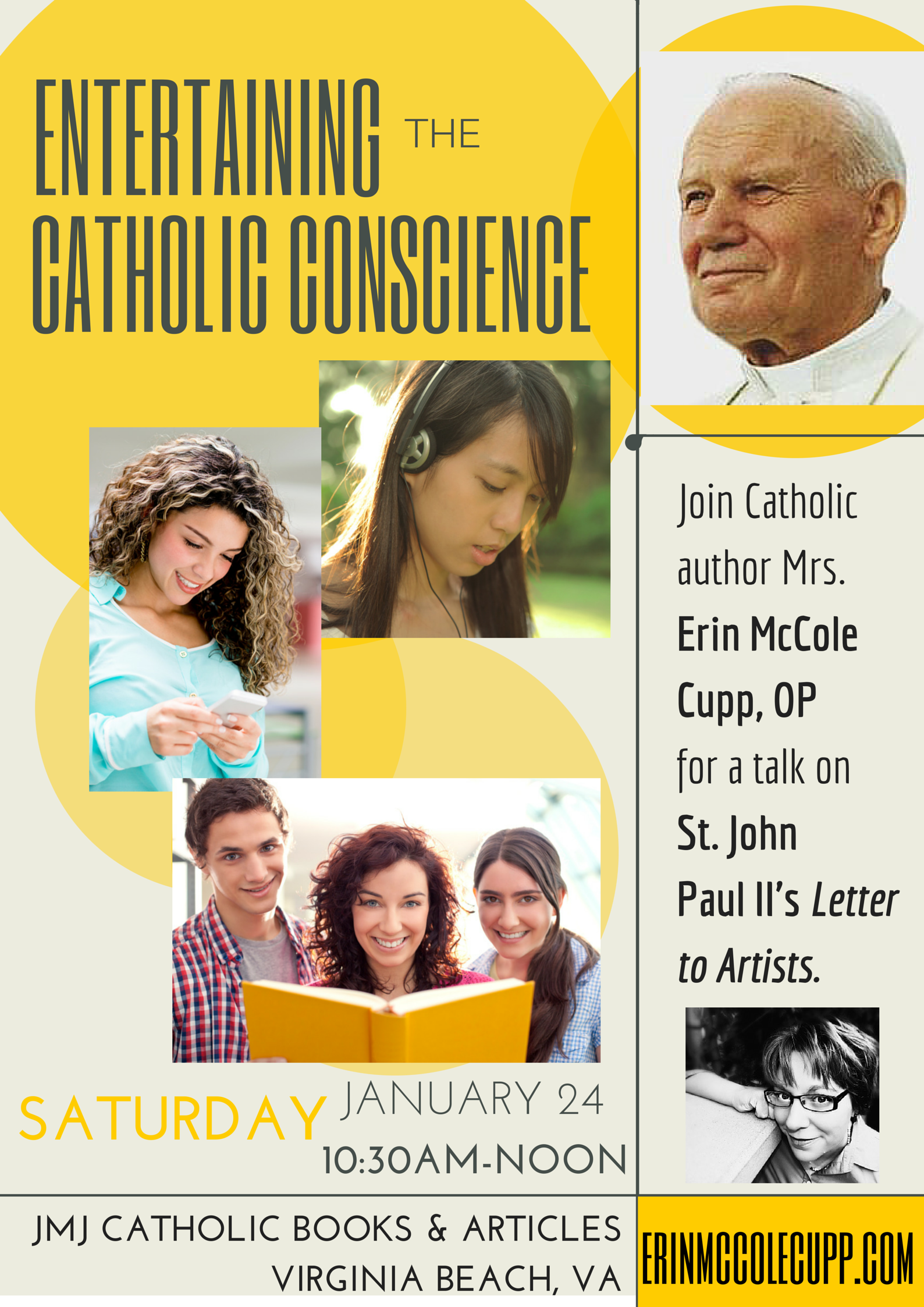 virginia beach catholic singles Welcome to spring branch community church a member of the willow creek association  1500 n great neck road • virginia beach, va • 23454  services.