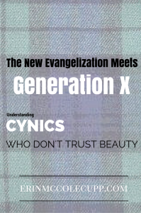 Gen X and the New Evangelization