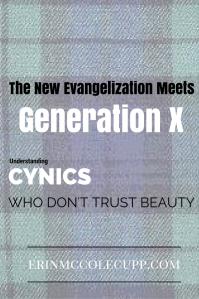 Gen X and the New Evangelization