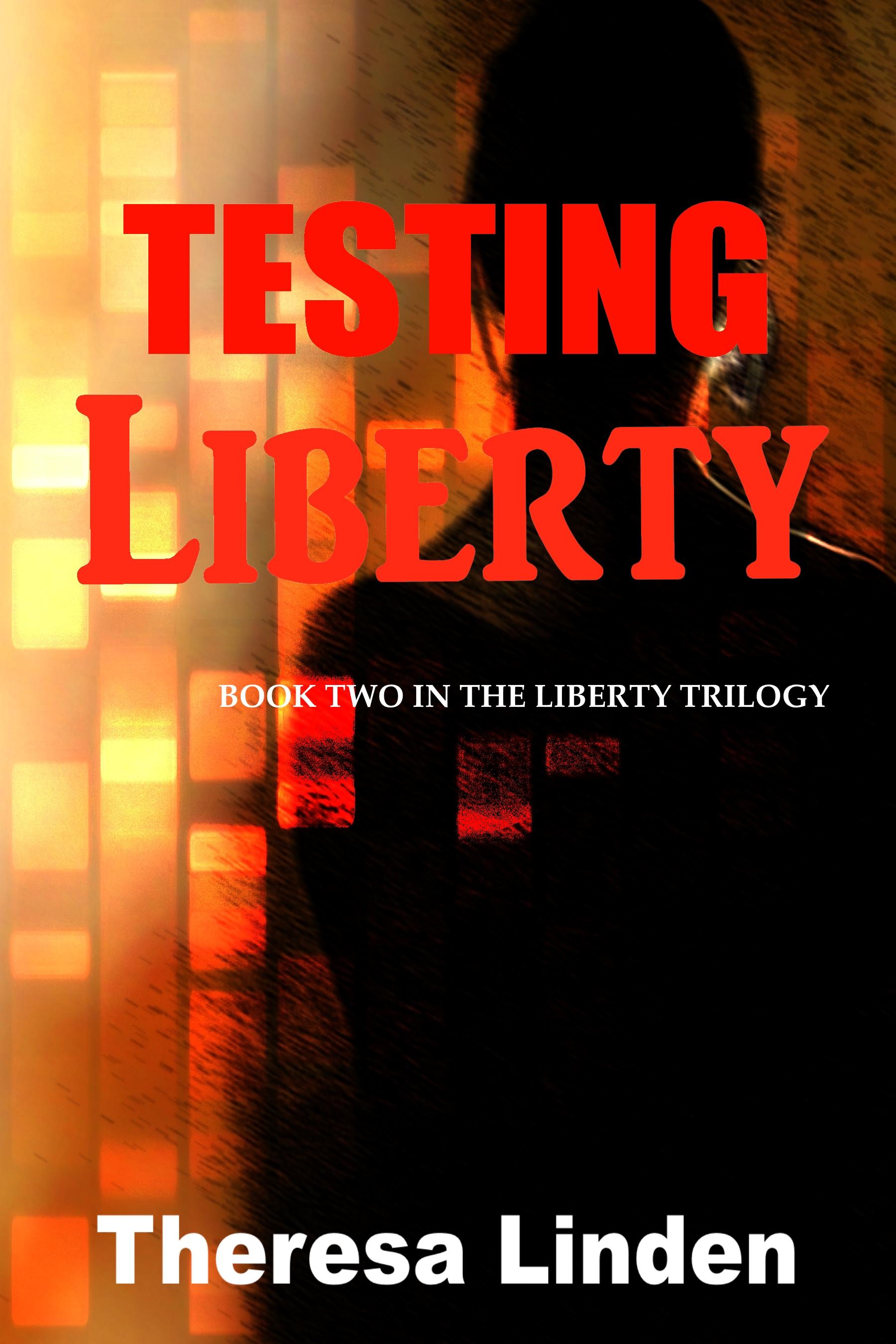 Testing Liberty Brown Red