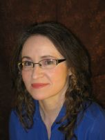 Theresa Linden, author of the Liberty Trilogy