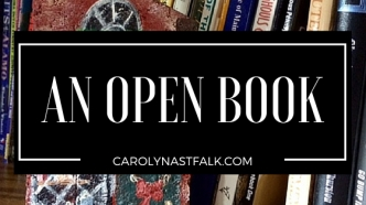 an-open-book