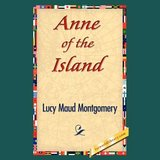 An Open Book Linkup: Anne of the Island by L. M. Montgomery, narrated by Nancy Caruso (classics, YA, audiobook)