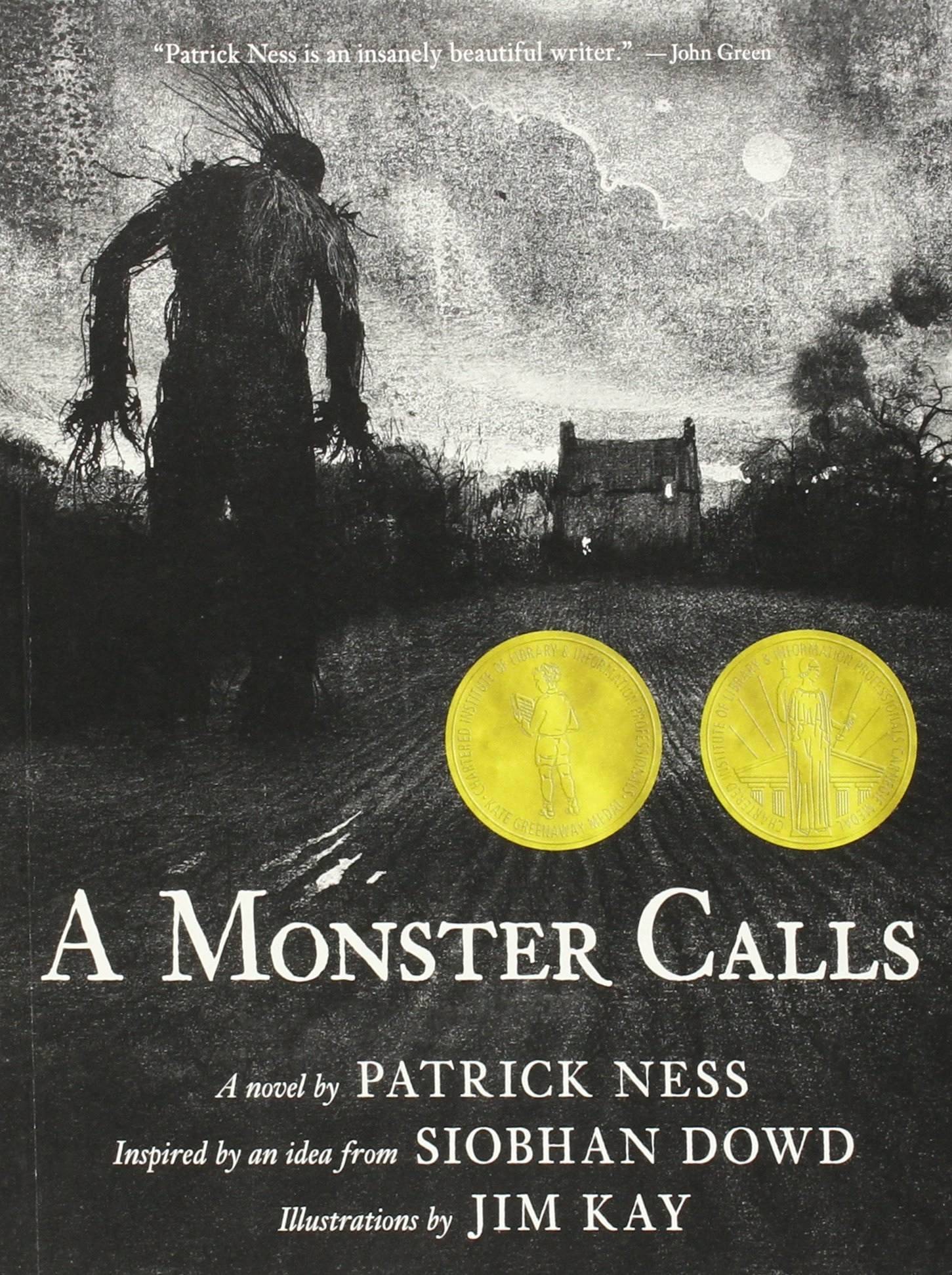 Sabbath Rest Book Talk: THE POWER OF STORY featuring A Monster Calls by Patrick Ness, inspired by Siobhan Dowd