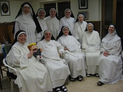 Get to know the Cloistered Dominican Nuns of the Perpetual Rosary, Lancaster, PA!