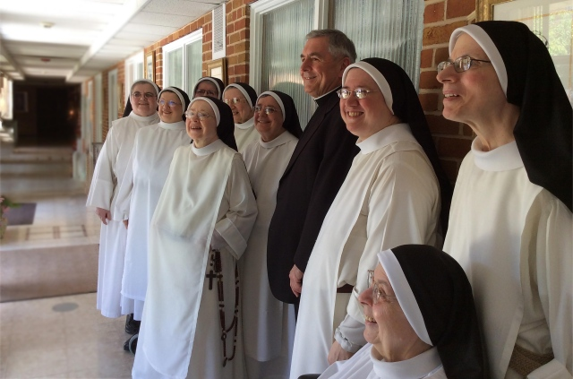 Meet the Cloistered Dominican Nuns of the Perpetual Rosary, Lancaster PA!