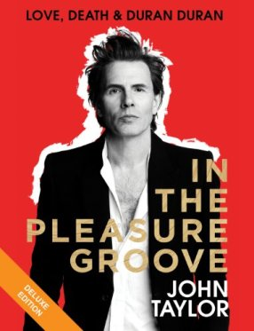 Review of IN THE PLEASURE GROOVE by John Taylor (yes, that John Taylor) by Erin McCole Cupp for #OpenBook Wednesday