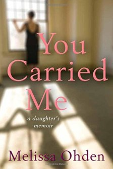 You Carried Me : A Daughter's Memoir is an experience of tragedy, pain, hope, healing and triumph, told by an abortion survivor. Don't miss this book!