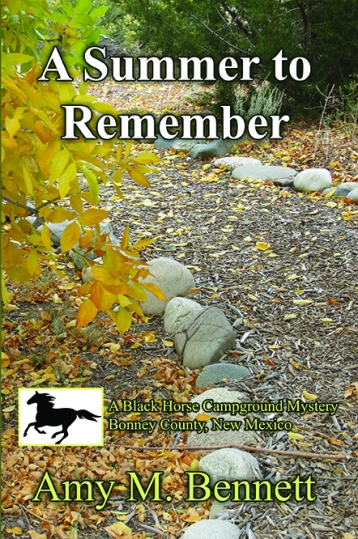 #mustread A Summer to Remember, Black Horse Campground Mystery #4 by Amy M. Bennett