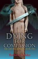 Discuss FORTITUDE in DYING FOR COMPASSION by Barbara Golder on Sabbath Rest Book Talk #live #video #bookclub