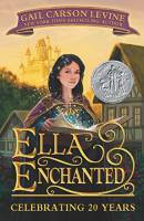 Discuss OBEDIENCE in ELLA ENCHANTED by Gail Carson Levine on Sabbath Rest Book Talk #live #video #bookclub