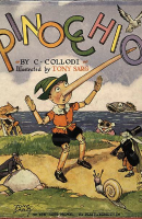 Discuss CONSCIENCE in Pinocchio by Carlo Collodi on Sabbath Rest Book Talk #live #video #bookclub