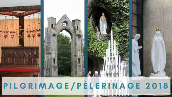 Leave a prayer request for us to carry with us on our 2081 pilgrimage to Tyburn, Walsingham, Lourdes and Knock