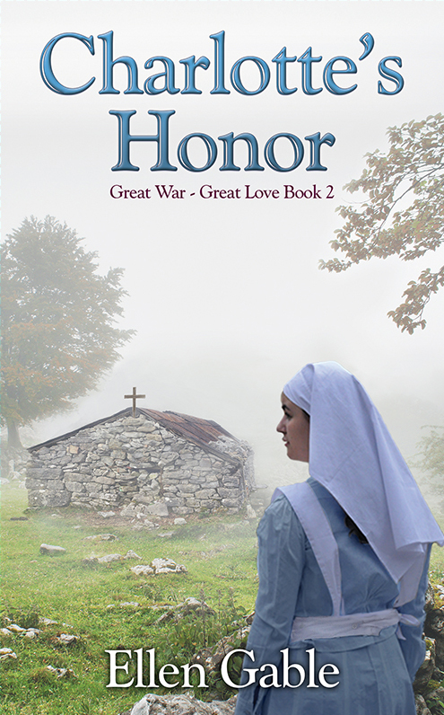 Charlotte's Honour Front Cover sm