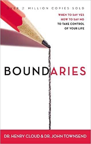 BoundariesCover