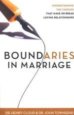 BoundariesInMarriage